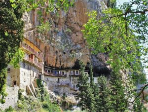 Prodromos Monastery Greece