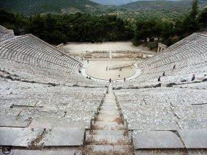 Epidavros Greece