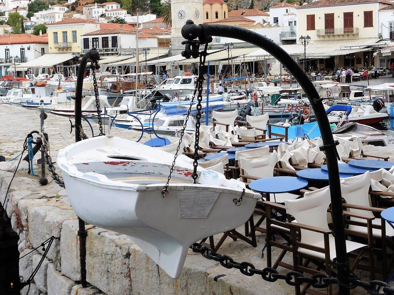 Hydra Fishing Boat